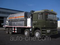 Jiulong ALA5310THRSX4 emulsion explosive on-site mixing truck