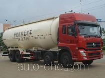 Jiulong ALA5311GFLDFL4 low-density bulk powder transport tank truck