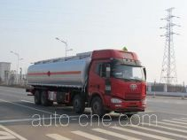 Jiulong ALA5311GRYC5 flammable liquid tank truck