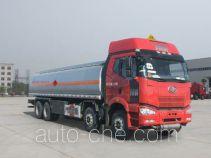 Jiulong ALA5312GRYC4 flammable liquid tank truck