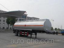 久龙牌ALA9351GYY型运油半挂车