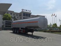 Jiulong ALA9400GGY liquid supply tank trailer