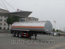 Jiulong ALA9400GSY edible oil transport tank trailer