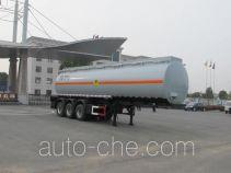 Jiulong ALA9400GYW oxidizing materials transport tank trailer