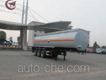 Jiulong ALA9401GFW corrosive materials transport tank trailer