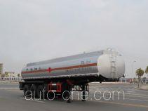 Jiulong ALA9404GRY flammable liquid tank trailer