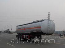 Jiulong ALA9407GRY flammable liquid tank trailer