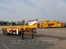 Junyu Guangli ANY9400TJZ container transport trailer