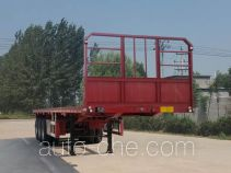 Junyu Guangli ANY9400TPB flatbed trailer