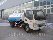 Jingxiang AS5076GXW-4E sewage suction truck