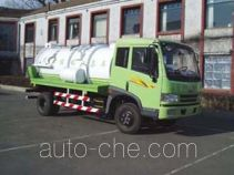Jingxiang AS5080GCY kitchen waste collection tank truck
