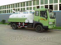Jingxiang AS5081GXE suction truck