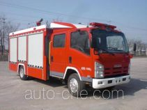 Jingxiang AS5105GXFSG35 fire tank truck