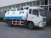 Jingxiang AS5122GXW-4E sewage suction truck