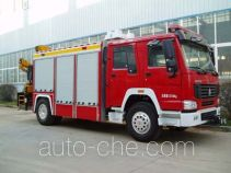 Jingxiang AS5143TXFJY120 fire rescue vehicle
