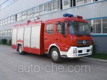 Jingxiang AS5152GXFPM65 foam fire engine