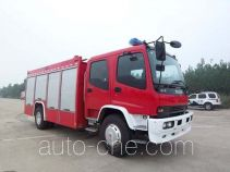 Jingxiang AS5155GXFAP55A class A foam fire engine