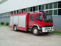 Jingxiang AS5155GXFSG50 fire tank truck
