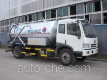 Jingxiang AS5161GXW-4 sewage suction truck