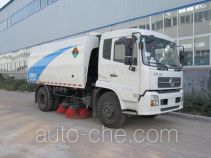 Jingxiang AS5162TSL-4 street sweeper truck