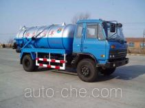 Jingxiang AS5163GXW vacuum sewage suction truck
