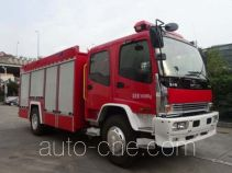 Jingxiang AS5175GXFSG55 fire tank truck