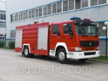 Jingxiang AS5193GXFSG80 fire tank truck