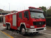 Jingxiang AS5243GXFSG100 fire tank truck