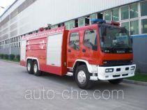 Jingxiang AS5245GXFPM120 foam fire engine