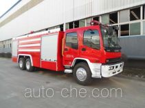 Jingxiang AS5245GXFSG120/W fire tank truck