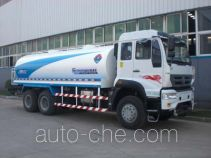 Jingxiang AS5253GSS-4 sprinkler machine (water tank truck)
