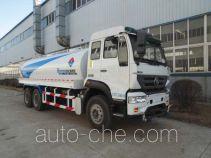 Jingxiang AS5253GSS-5 sprinkler machine (water tank truck)