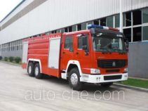 Jingxiang AS5303GXFSG150 fire tank truck