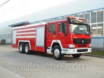 Jingxiang AS5303GXFSG150/H fire tank truck