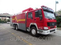 Jingxiang AS5343GXFPM170 foam fire engine