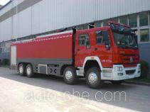Jingxiang AS5393GXFPM210 foam fire engine