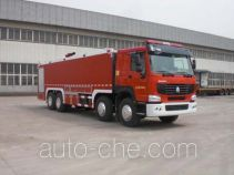鲸象牌AS5433GXFPM250/H型泡沫消防车