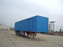 Antong ATQ9281XXY box body van trailer