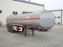 安通牌ATQ9340GHY型化工液体运输半挂车
