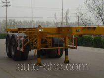 Shengde ATQ9350TJZ container transport trailer