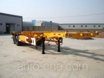 Shengde ATQ9350TJZG container transport trailer