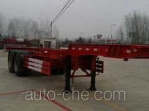 Shengde ATQ9351TJZ container transport trailer