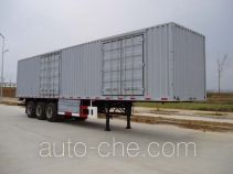 Antong ATQ9380XXY box body van trailer