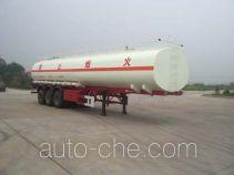 安通牌ATQ9400GHY型化工液体运输半挂车