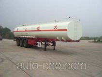 Antong ATQ9400GHY chemical liquid tank trailer
