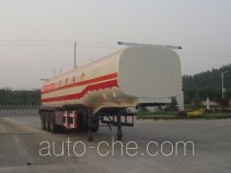 Shengde ATQ9400GRY flammable liquid tank trailer