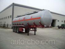 Antong ATQ9401GHY chemical liquid tank trailer