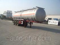 安通牌ATQ9402GHY型化工液体运输半挂车