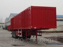 Antong ATQ9402XXY box body van trailer