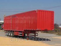 Antong ATQ9403XXY box body van trailer